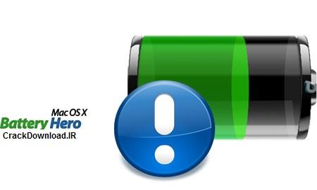 مراقبت از شارژ باتری مک بوک ها Battery Hero 1.0 برای مک