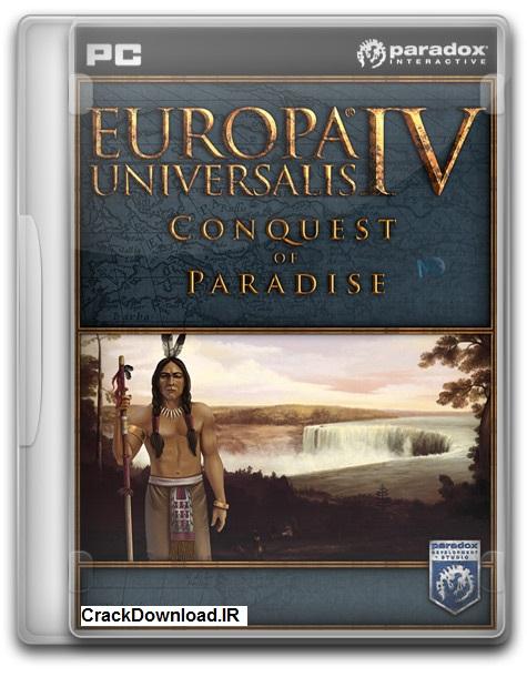 دانلود بازی فتح بهشت Europa Universalis IV Conquest of Paradise