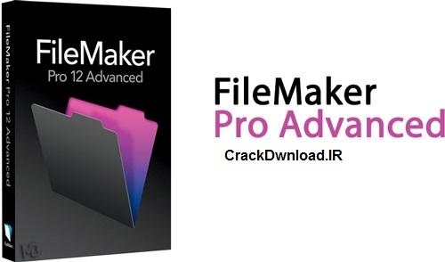 دانلود نرم افزار ایجاد و مدیریت پایگاه داده FileMaker Pro Advanced v13-0-1-194