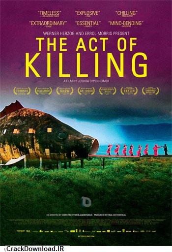 دانلود مستند اقدام به قتل – The Act of Killing