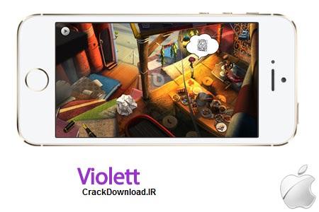 بازی زیبا و فکری Violett 1.23 – آیفون و آیپد