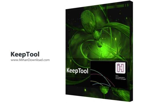 دانلود نرم افزار مشاهده و ویرایش پایگاه داده اوراکل KeepTool 10-1-3-0