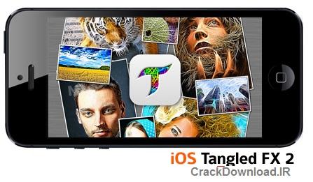 دانلود نرم افزار :Tangled FX برای آیفون