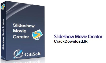 ساخت سریع اسلایدشو GiliSoft SlideShow Movie Creator Pro 7.0.0
