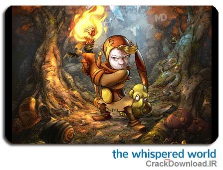 دانلود بازی The whispered world برای کامپیوتر